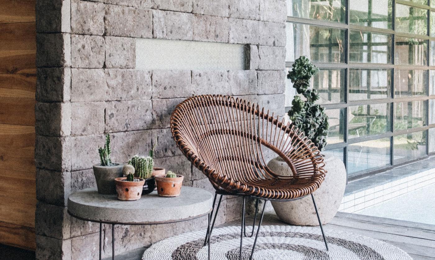 vacation rental patio
