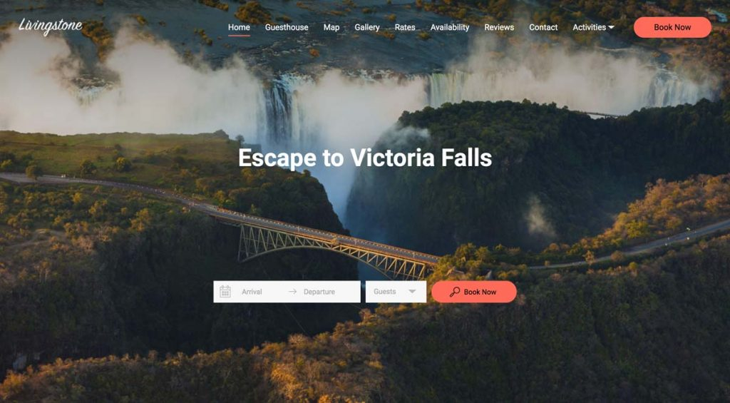 Lodgify Vacation Rental Direct Booking Website