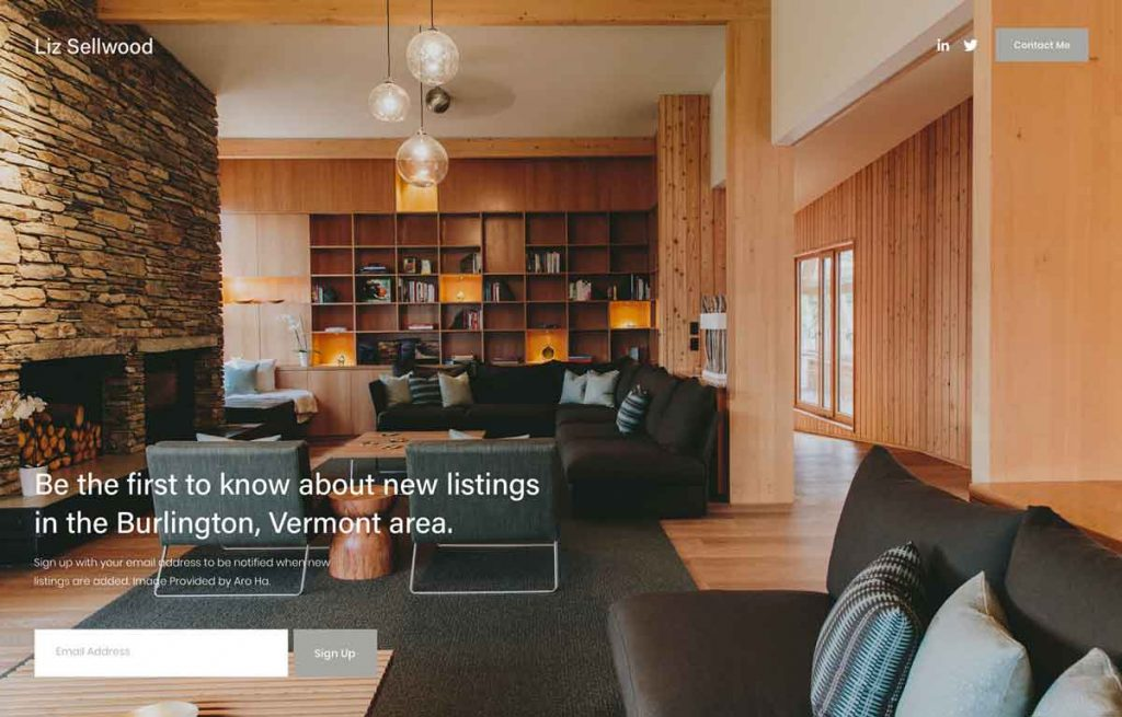 Sellwood - Squarespace Real Estate Template